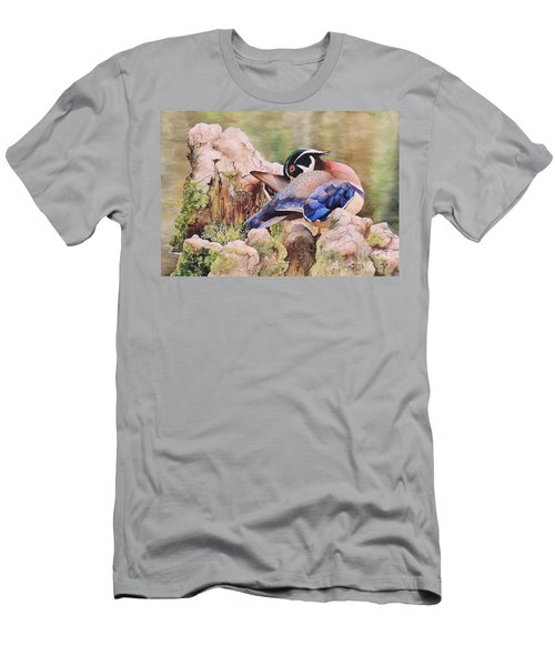 One More Spot. Sold Men's T-Shirt (Athletic Fit)