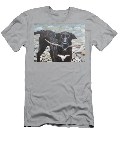 One More Time Men's T-Shirt (Athletic Fit)