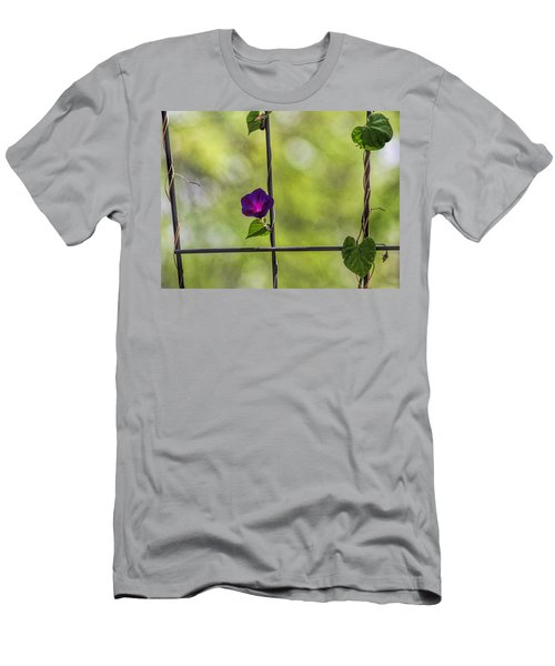 One Men's T-Shirt (Slim Fit) by Tammy Espino