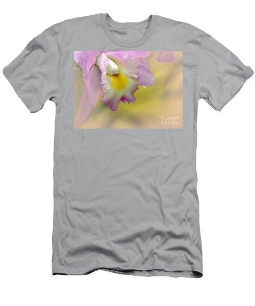 Orchid Whisper Men's T-Shirt (Athletic Fit)