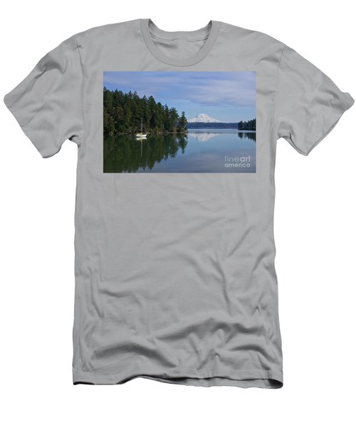 Oro Bay IIi Men's T-Shirt (Slim Fit) by Sean Griffin