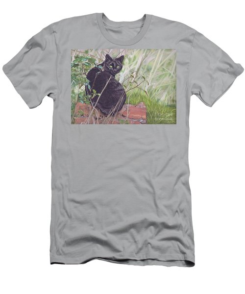 Out Hunting Men's T-Shirt (Athletic Fit)