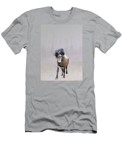 Out Of Nowhere Men's T-Shirt (Athletic Fit)
