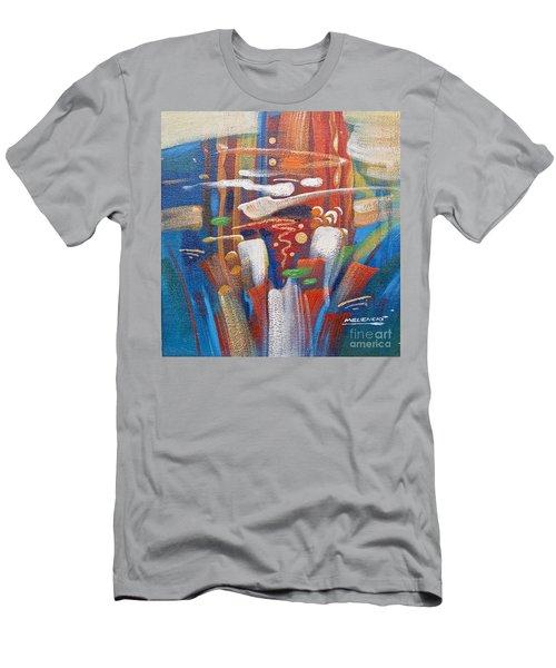 Outburst Men's T-Shirt (Athletic Fit)