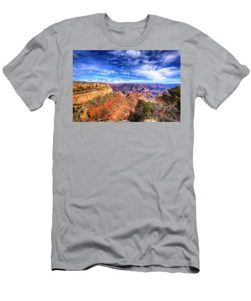 Over The Edge Men's T-Shirt (Athletic Fit)