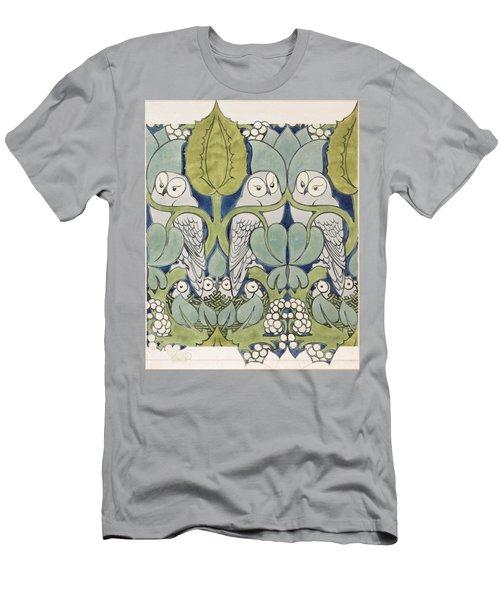 Owls, 1913 Men's T-Shirt (Athletic Fit)