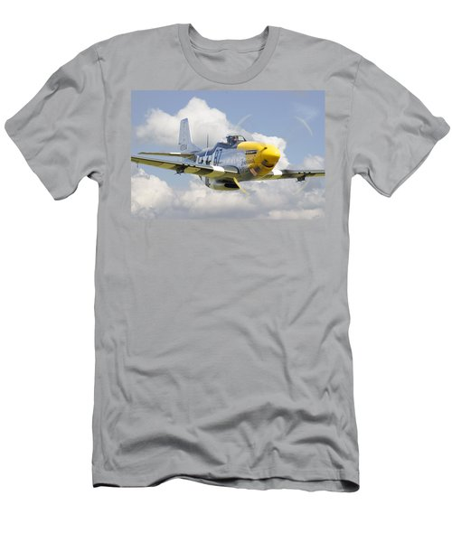P51 Ferocious Frankie Men's T-Shirt (Athletic Fit)