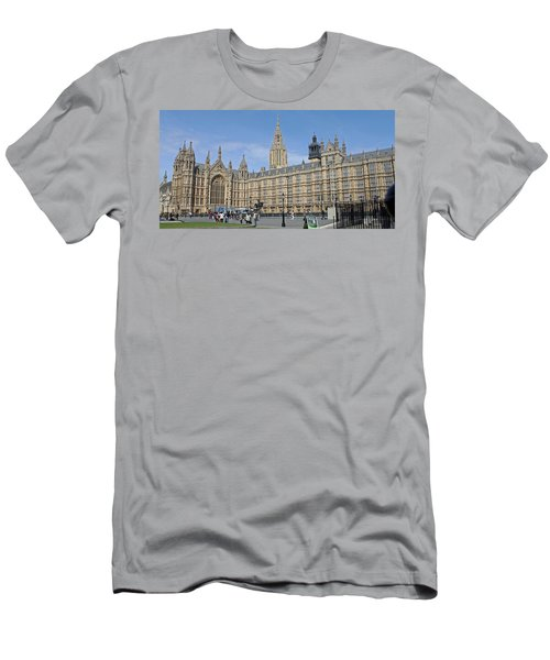 Palace Of Westminster Men's T-Shirt (Athletic Fit)