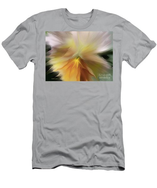 Pansy Art Men's T-Shirt (Athletic Fit)