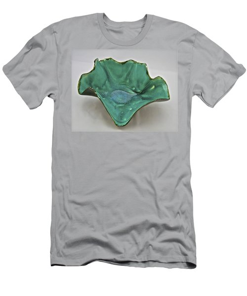 Paper-thin Bowl  09-009 Men's T-Shirt (Slim Fit) by Mario Perron