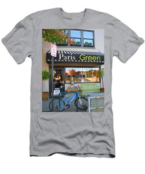 A Little Paris In Ashland Men's T-Shirt (Athletic Fit)