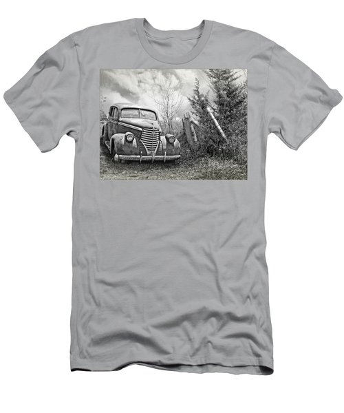 Part Of The Landscape Men's T-Shirt (Athletic Fit)