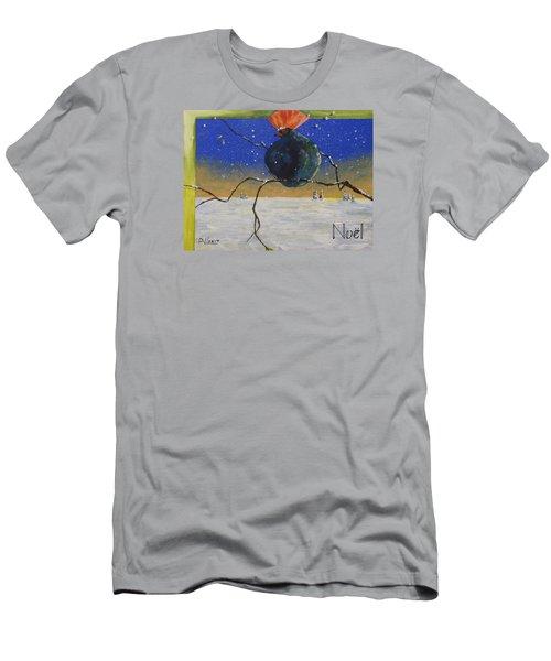 Partridge Perch Men's T-Shirt (Athletic Fit)