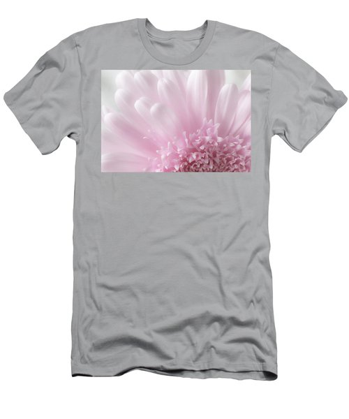 Pastel Daisy Men's T-Shirt (Athletic Fit)