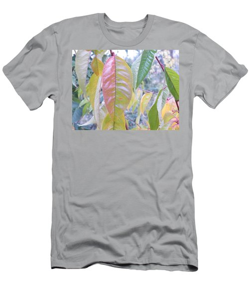 Pastel Symmetry  Men's T-Shirt (Athletic Fit)