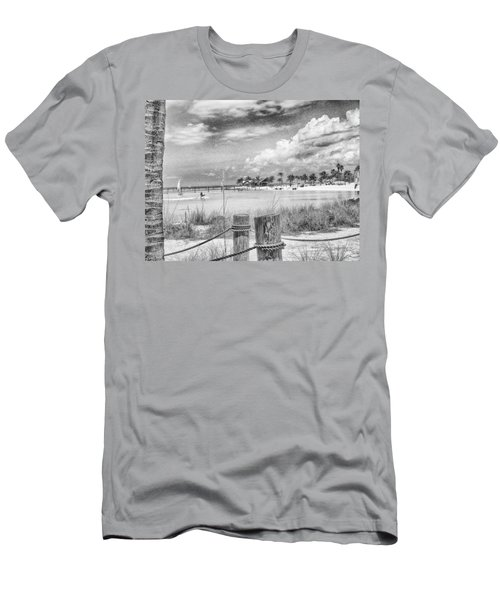 Men's T-Shirt (Athletic Fit) featuring the photograph Peace by Howard Salmon