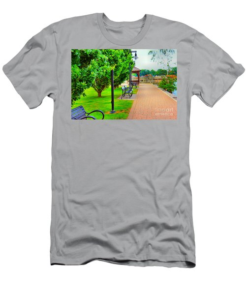 Peace Of Mind Men's T-Shirt (Athletic Fit)