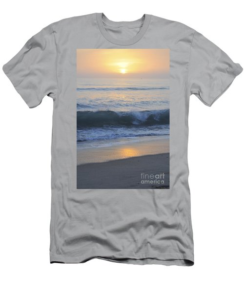 Peaceful Sunset Men's T-Shirt (Athletic Fit)