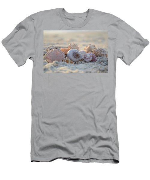 Peaceful Whispers Men's T-Shirt (Athletic Fit)