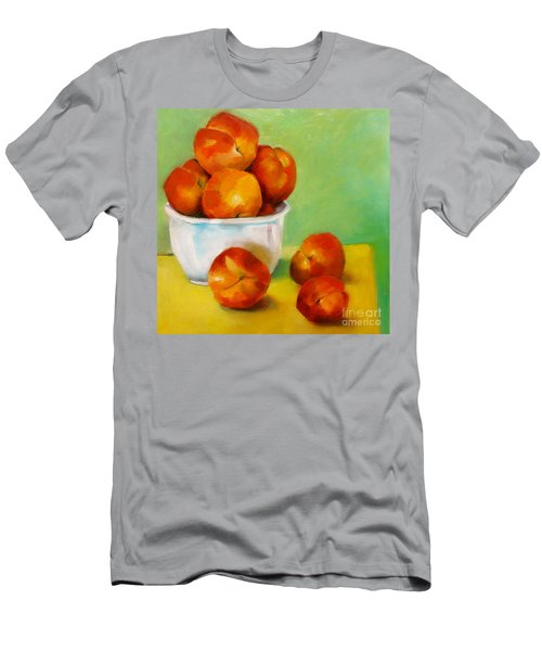 Peachy Keen Men's T-Shirt (Athletic Fit)