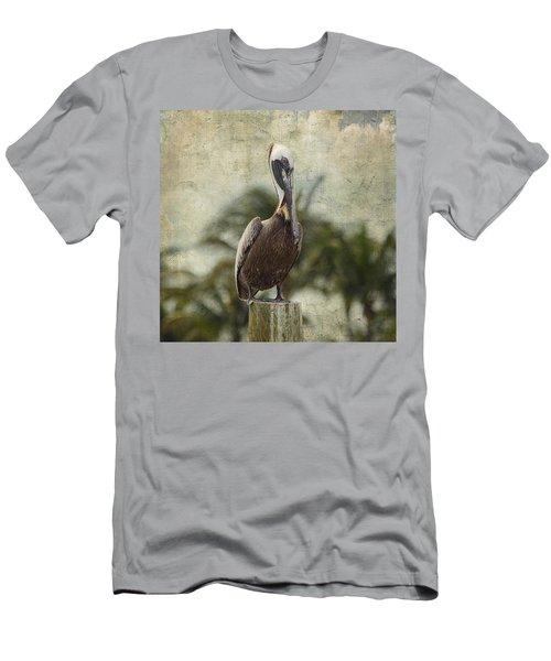 Pelican - Sitting Around Men's T-Shirt (Athletic Fit)