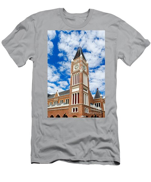 Perth Town Hall Men's T-Shirt (Athletic Fit)