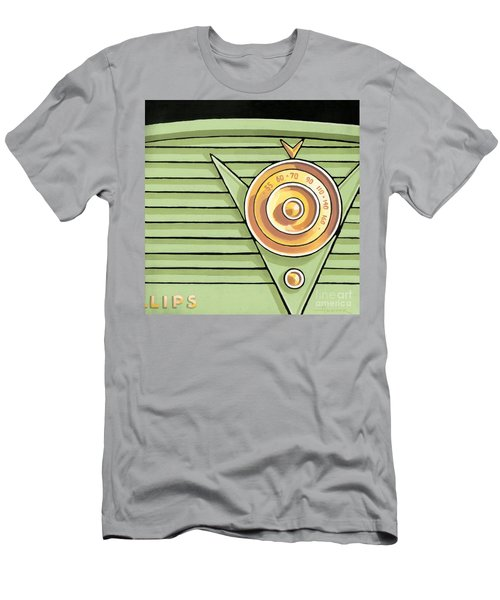 Phillips Radio - Green Men's T-Shirt (Athletic Fit)