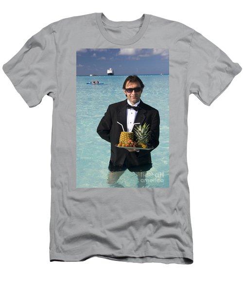 Pina Colada Anyone Men's T-Shirt (Athletic Fit)