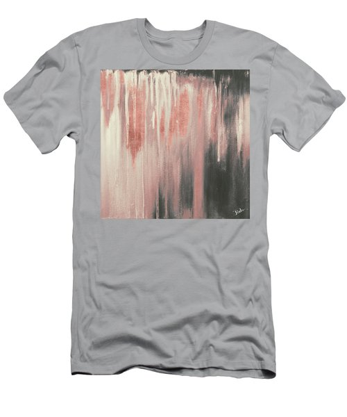 Pink Paysage I Men's T-Shirt (Athletic Fit)