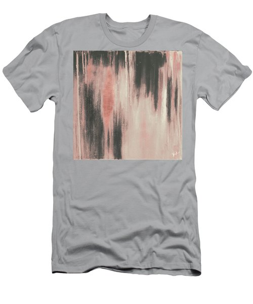 Pink Paysage II Men's T-Shirt (Athletic Fit)