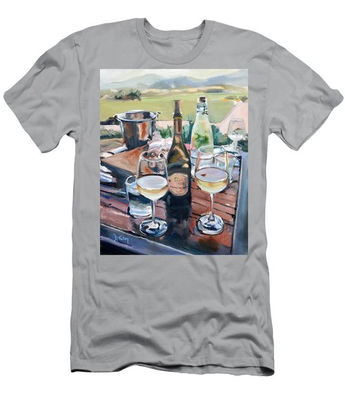 Pippin Hill Picnic Men's T-Shirt (Athletic Fit)