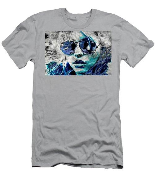 Platinum Blondie Men's T-Shirt (Athletic Fit)