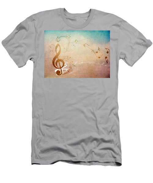Please Dont Stop The Music Men's T-Shirt (Athletic Fit)