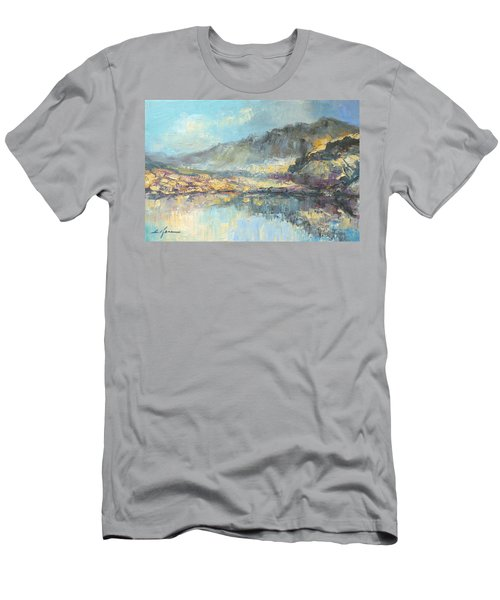 Poland - Tatry Mountains Men's T-Shirt (Athletic Fit)
