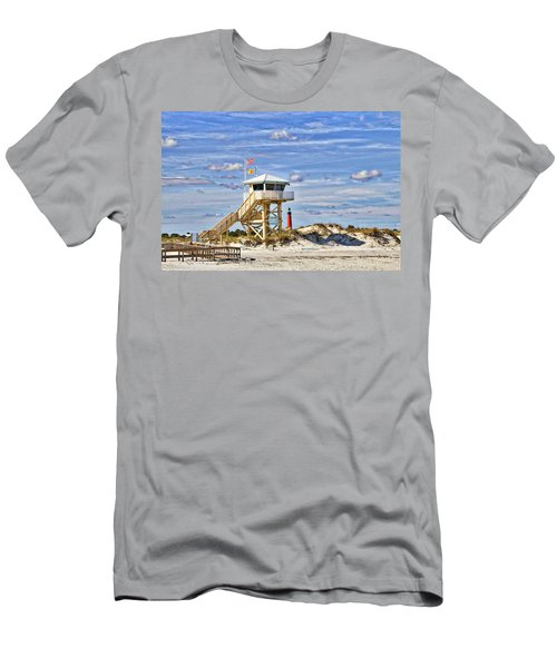 Ponce Inlet Scenic Men's T-Shirt (Athletic Fit)