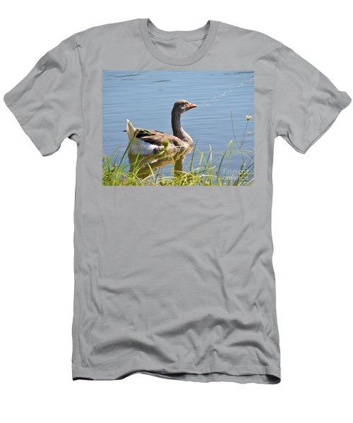 Pondering Men's T-Shirt (Athletic Fit)