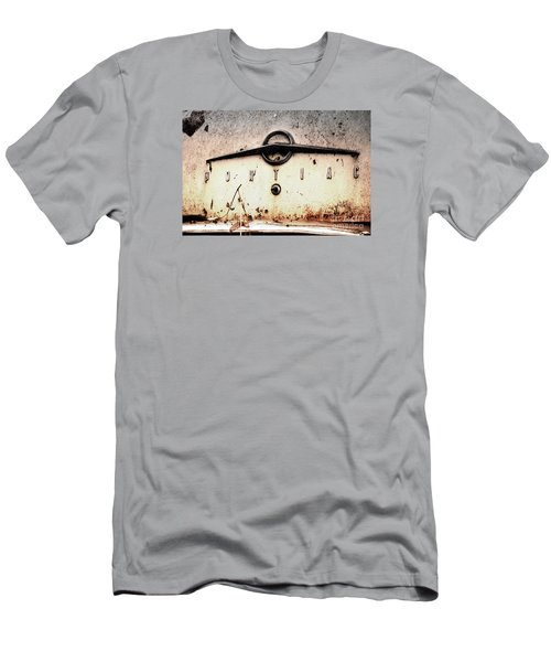 Men's T-Shirt (Slim Fit) featuring the photograph Pontiac by Rebecca Davis