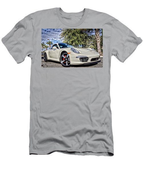 Porsche 50th Anniversary Limited Edition Men's T-Shirt (Athletic Fit)