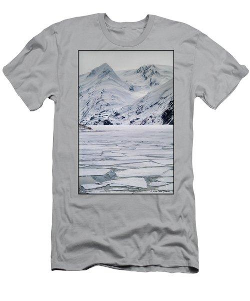 Portage Lake Men's T-Shirt (Athletic Fit)