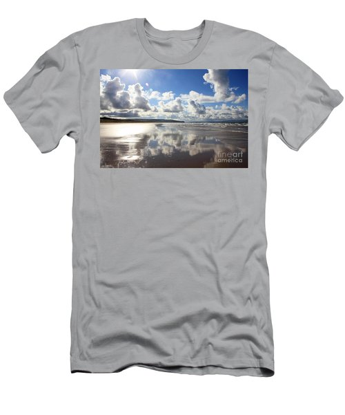 Portstewart Strand 4 Men's T-Shirt (Athletic Fit)