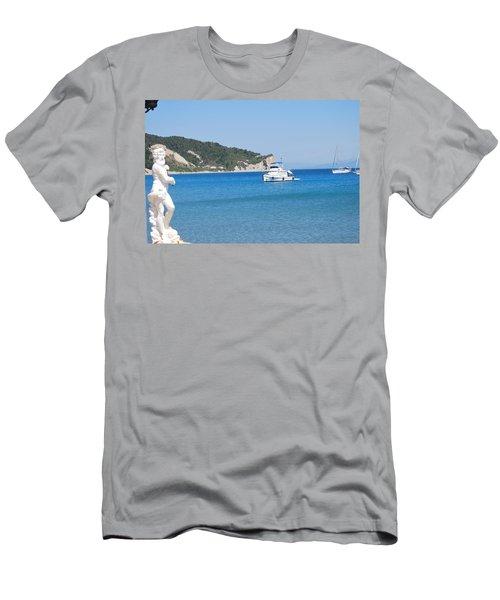 Poseidon 3 Men's T-Shirt (Athletic Fit)