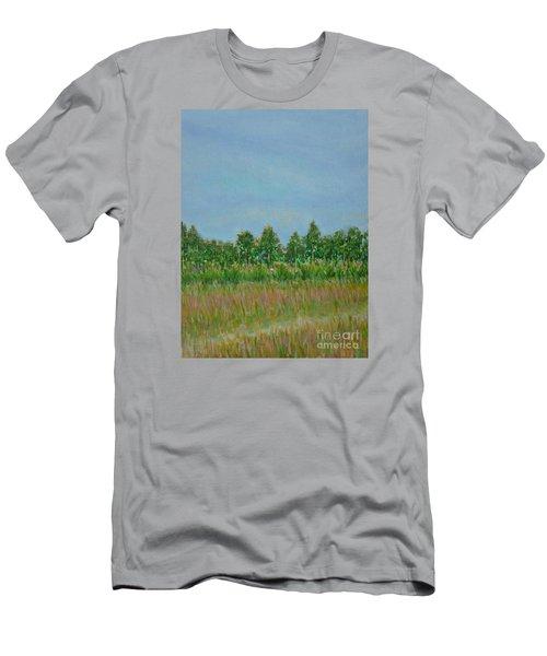 Prairie Morning Light Men's T-Shirt (Athletic Fit)