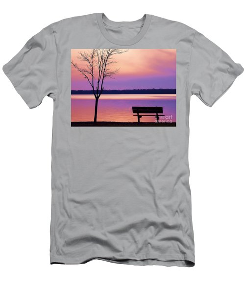 Presque Isle Solitude 11.12.12 Men's T-Shirt (Athletic Fit)