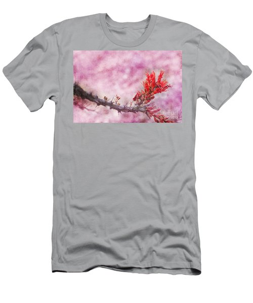 Prickly Beauty Men's T-Shirt (Athletic Fit)