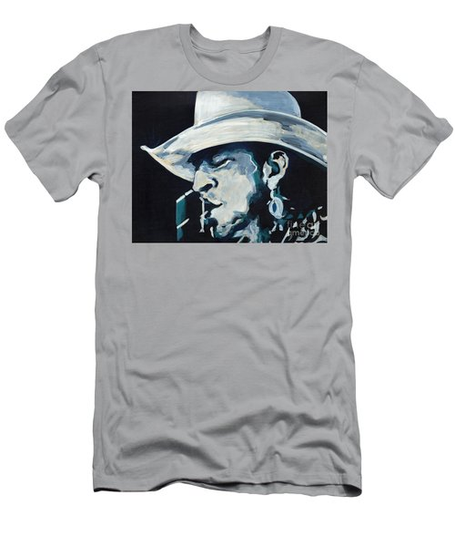 Stevie Ray Vaughan - Pride And Joy Men's T-Shirt (Athletic Fit)