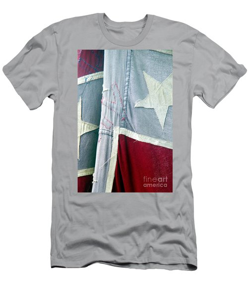 Primitive Flag Men's T-Shirt (Slim Fit) by Valerie Reeves