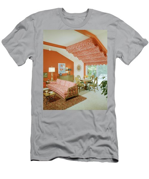Print By David & Dash Incorporated In The Design Men's T-Shirt (Athletic Fit)