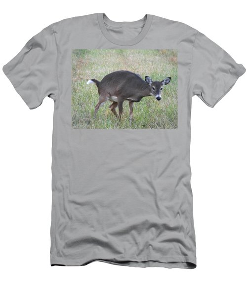 Privacy Please Men's T-Shirt (Athletic Fit)