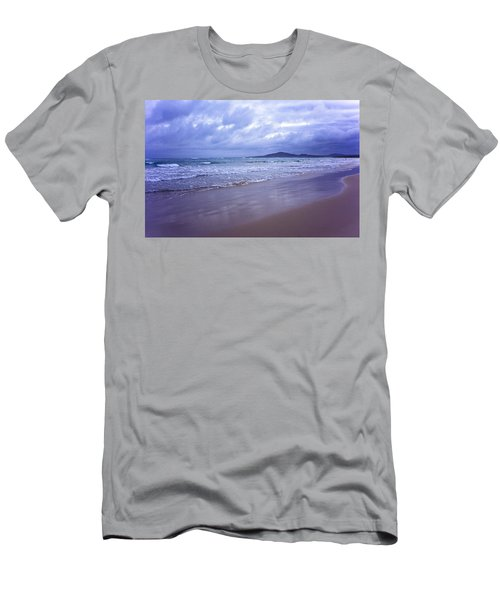 Puerto Villamil Men's T-Shirt (Athletic Fit)