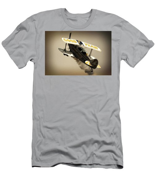 Pulling Up Men's T-Shirt (Athletic Fit)